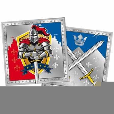 Thema ridder servetten