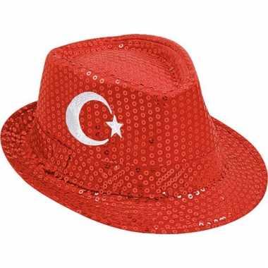 Trilby hoedje turkije