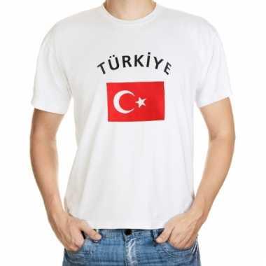 Turkse vlaggen t-shirts