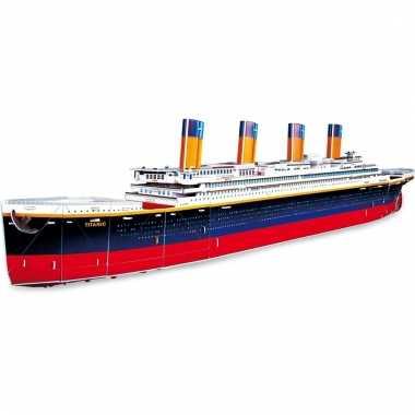 Varende titanic puzzel