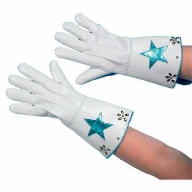 Vegas handschoenen wit