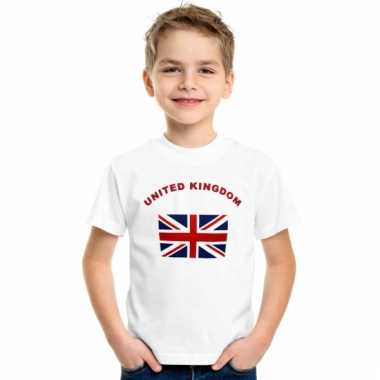 Verenigd koninkrijk vlag kids t-shirts