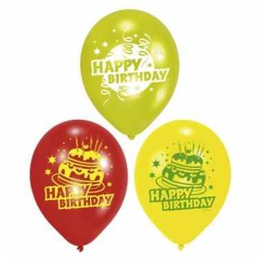 Verjaardag ballonnen happy birthday