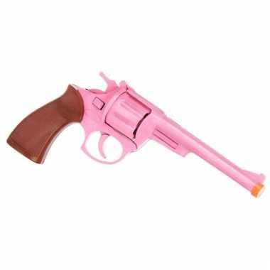 Verkleedaccessoires pistool 8 shots