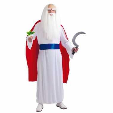 Verkleedkleding magier kostuum druide