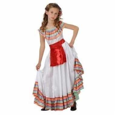 Verkleedkleding mexicaanse jurk voor kinderen