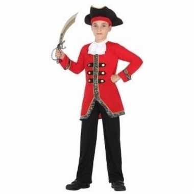 Verkleedkleding voor kinderen piraat jongen