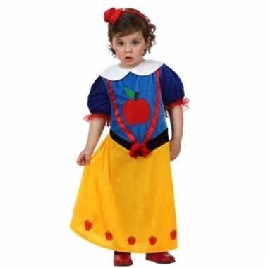 Verkleedkostuum prinsessen voor babys