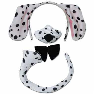 Verkleedsetje dalmatier hondje