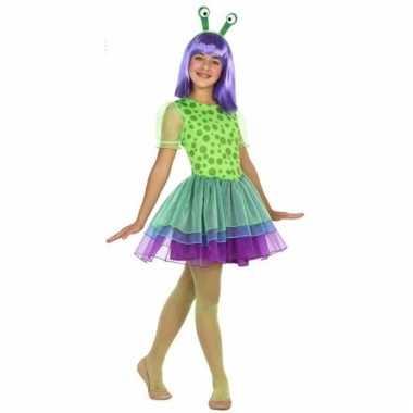Verkleedsetje voor kinderen space alien