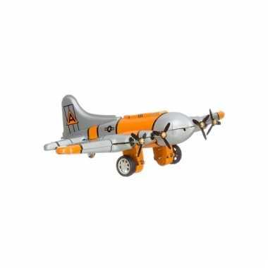 Verzamelaarsitem vliegtuigje 16 cm