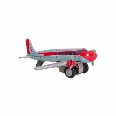 Verzamelaarsitem vliegtuigje 25 cm