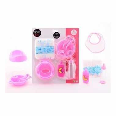 Verzorging accessoires voor poppen