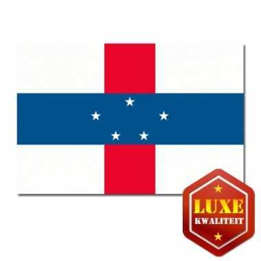 Vlag nederlands antillen 100x150 cm