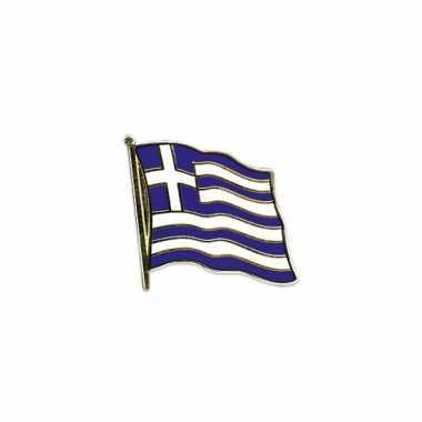 Vlag speldjes griekenland