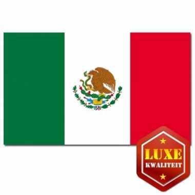 Vlaggen van mexico 100x 150 cm