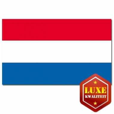Vlaggen van nederland 200x300 cm
