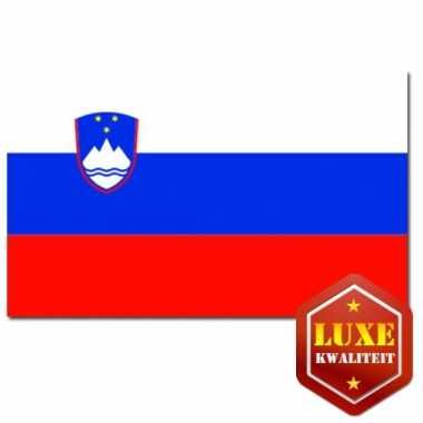 Vlaggen van sloveni? 100x150 cm