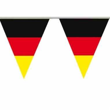 Vlaggenlijn duitse vlag