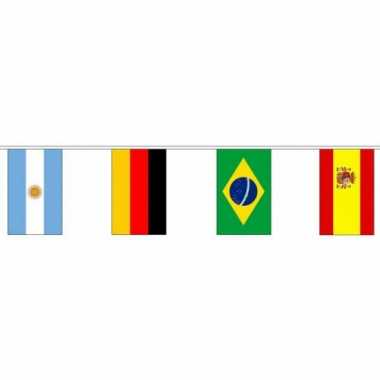 Vlaggenlijn internationaal 10 m