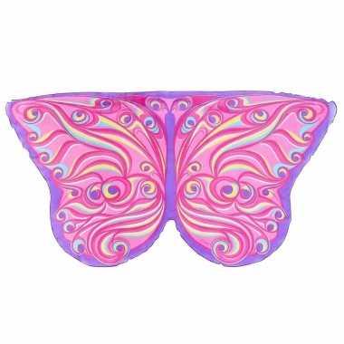 Vlinder vleugeltjes fantasie voor kinderen