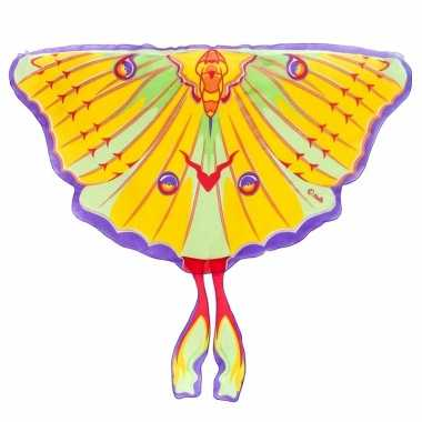 Vlinder vleugeltjes komeetstaart voor kinderen
