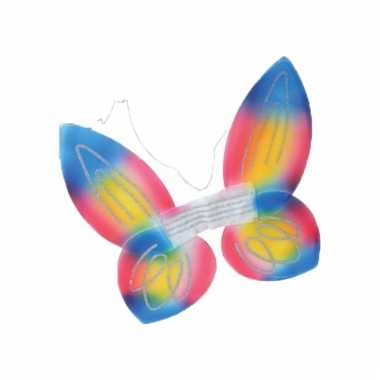 Vlinder vleugeltjes regenboog voor kinderen