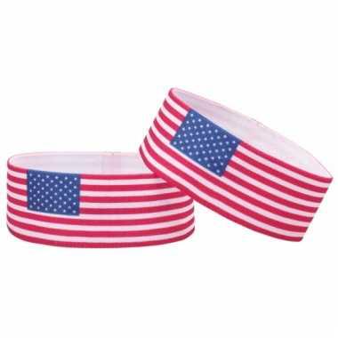 Voetbal armband amerika
