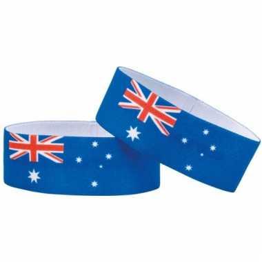 Voetbal armband australie