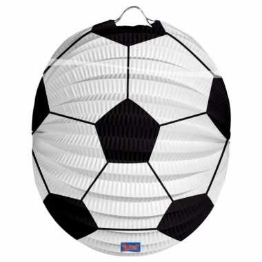 Voetbal print lampionnen