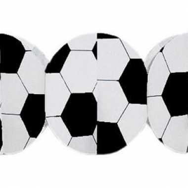 Voetballen slingers