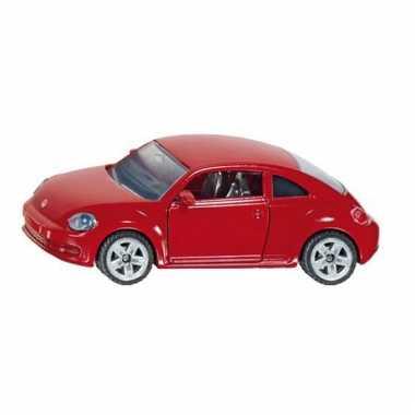 Volkswagen beetle speelgoed auto 1417 siku