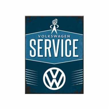 Volkswagen magneetjes