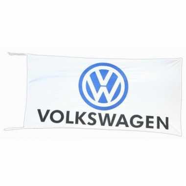 Volkswagen merchandise vlaggen 150 x 75 cm