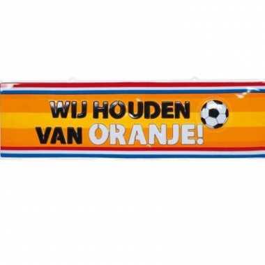 Wanddecoratie bord holland