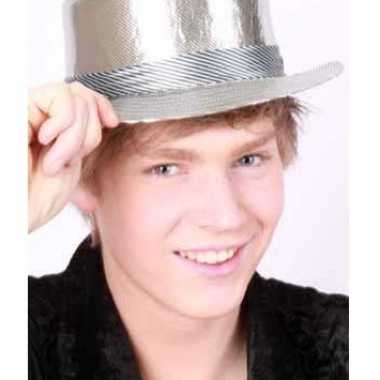 Zilveren hoeden lou bandy