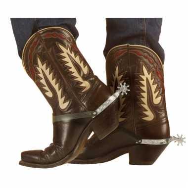 Zilveren schoensporen