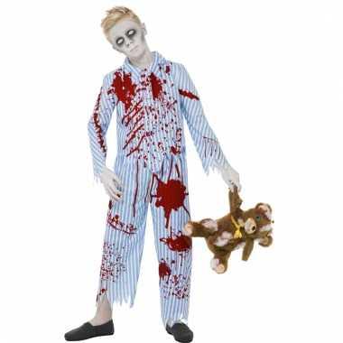 Zombie kostuum voor jongens