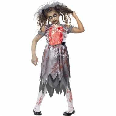 Zombie kostuum voor meiden