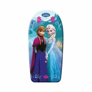 Zomer speelgoed frozen bodyboard 84 cm