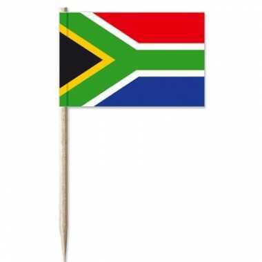 Zuid afrika cocktailprikkers 50 st