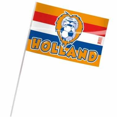 Zwaaivlaggen holland