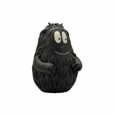 Zwarte barbabob spaarpot 18 cm
