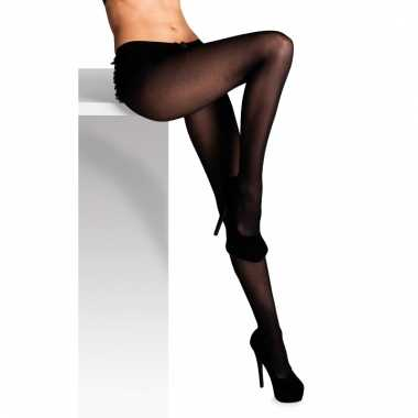 Zwarte damespanty 40 denier