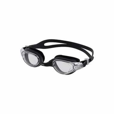 Zwarte duikbril voor volwassenen