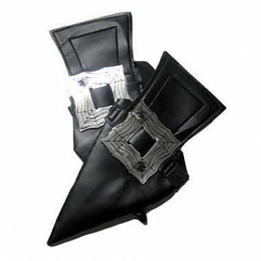 Zwarte heksen schoenhoezen