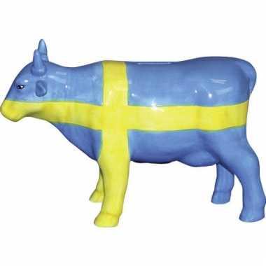 Zweden spaarpot koe