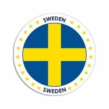 Zweden stickers