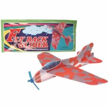 Zweefvliegtuig bouwpakket