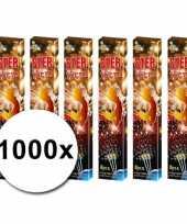 1000 feest sterretjes